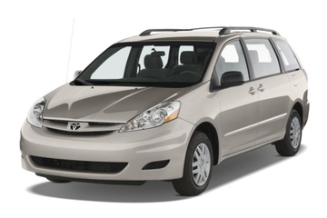 Toyota Sienna II (XL20) Facelift MPV