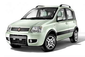 Fiat Panda 169 Hatchback