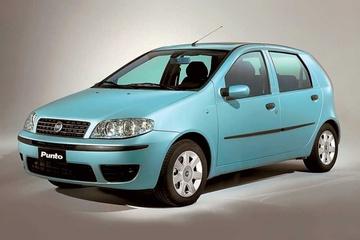 Fiat Punto 188 Facelift Hatchback