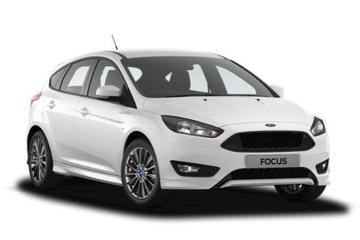 Ford Focus III (C346) Facelift Hatchback
