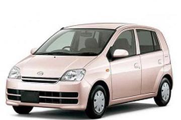 Daihatsu Charade L250 Hatchback