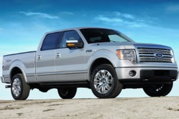 Ford Lobo XII Pickup Double Cab