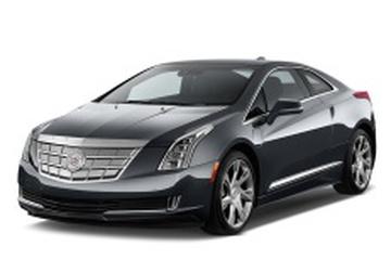 Cadillac ELR GM Voltec Купе