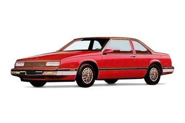 Buick Le Sabre VI (H-body) Купе