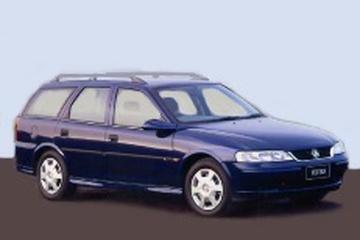Holden Vectra JS Универсал