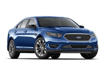 Ford Taurus SHO VI Facelift Седан