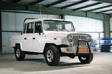 BAW Zhanqi Pickup Pickup