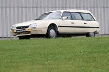 Citroën CX II Универсал