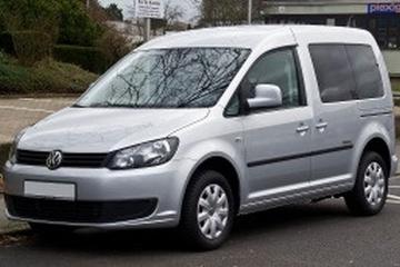 Volkswagen Caddy III Facelift (Typ2K) MPV