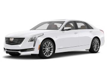 Cadillac CT6 GM Omega I Седан