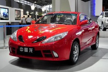 Geely Chinese Dragon Купе
