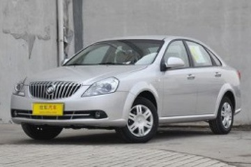 Buick Excelle I Facelift Седан