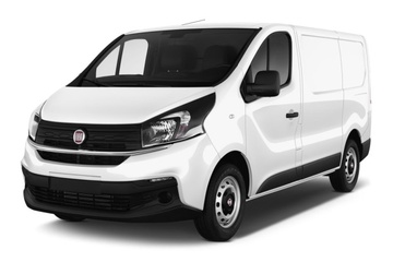 Fiat Talento 296 Mini Cargo Van