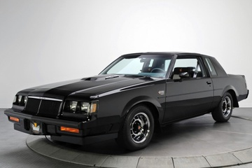 Buick Grand National Купе