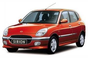 Daihatsu Sirion M100 Hatchback