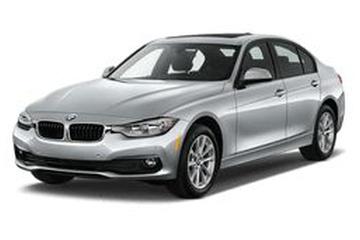 BMW 3 Series VI LCI (F30/F31/F34) (F30) Седан