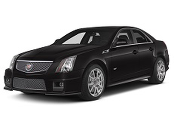 Cadillac CTS GM Sigma II Седан
