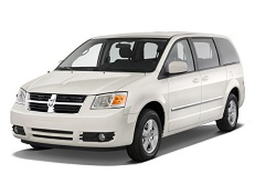 Dodge Grand Caravan RT MPV