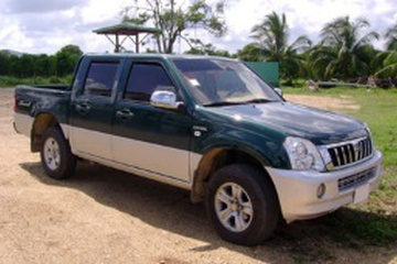 Great Wall Socool Pickup Double Cab