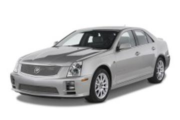 Cadillac STS-V GM Sigma Седан