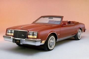 Buick Riviera VI Convertible