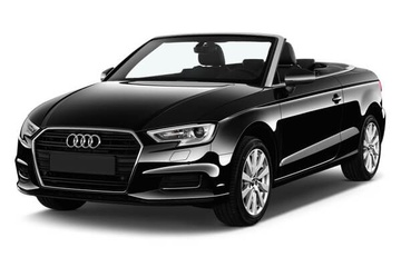 Audi A3 8V Facelift (8V7) Convertible