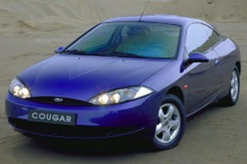 Ford Cougar Купе
