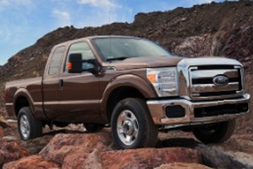 Ford F-350 III (P473) Super Duty Pickup Extended Cab