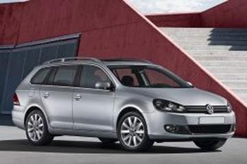 Volkswagen Golf Mk6 Универсал