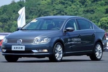 FAW Volkswagen Magotan II Седан