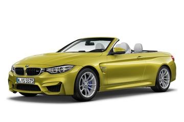 BMW M4 F82/F83 (F83) Convertible