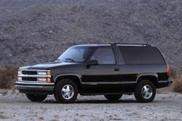 Chevrolet Tahoe I (GMT400) SUV