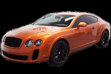 Bentley Continental Supersports I Купе