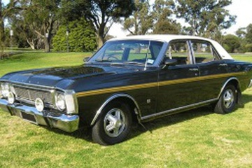 Ford Falcon XW Седан