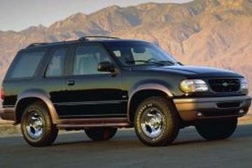 Ford Explorer II (UN105/UN150) SUV