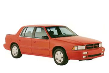 Dodge Spirit AA-body Седан