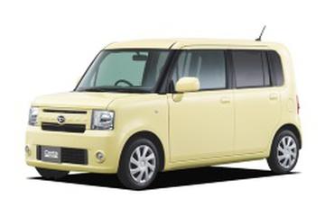 Daihatsu Move Conte Facelift Hatchback