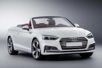 Audi A5 F5 Convertible