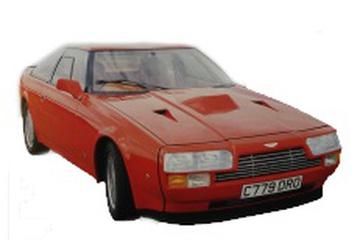 Aston Martin V8 Zagato MP Купе