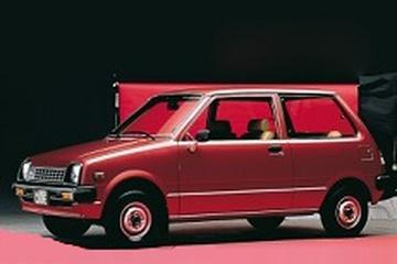Daihatsu Cuore L55\60 Hatchback