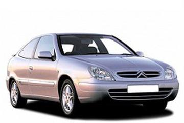 Citroën Xsara N Facelift (N0) Купе