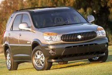 Buick Rendezvous I Closed Off-Road Vehicle