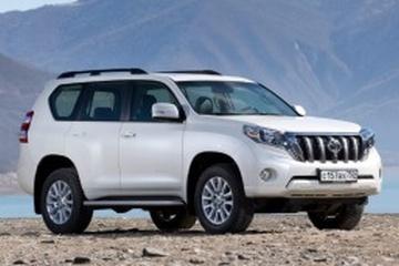 FAW Toyota Land Cruiser Prado 150 Series Facelift Closed Off-Road Vehicle
