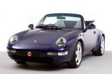 Porsche 911 V (993) Convertible