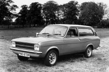 Ford Escort II Facelift Универсал