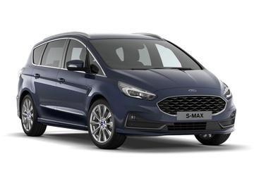 Ford S-MAX II Facelift MPV