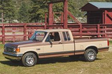 Ford F-150 VIII Pickup Extended Cab