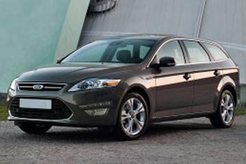 Ford Mondeo MK4 Facelift Универсал