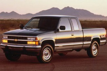 Chevrolet C2500 Pickup Extended Cab