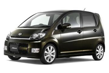 Daihatsu Move Custom IV Hatchback